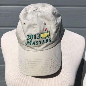 American Needle 2013 Masters hat
